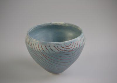 blue bowl lines
