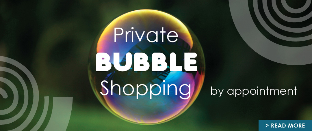 Bubble Shopping HP slider
