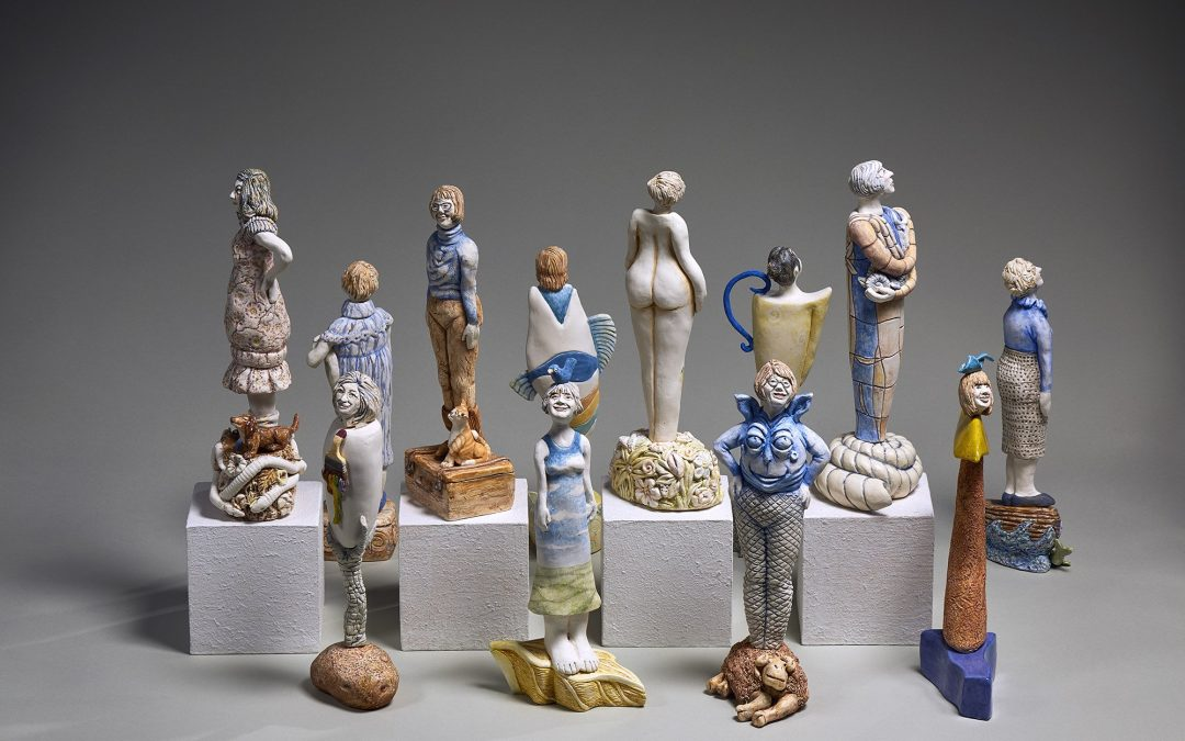 40+Years in the Making: Women and Clay